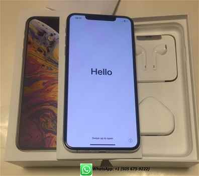 Apple iPhone XS Max 512GB Unlocked  700